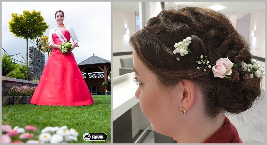 Straelen Blumenmädchen 2019